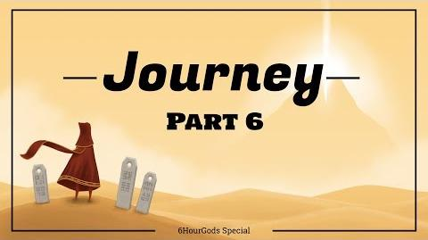 Journey Temple Symbol Locations and Mysterious Creature