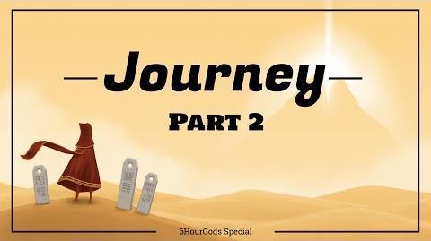 Journey PS4 Walkthrough Part 2- The Bridge