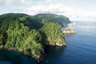 Aerea Isla del Coco 2