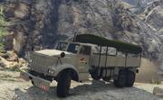 Jurassic Park Safari Truck