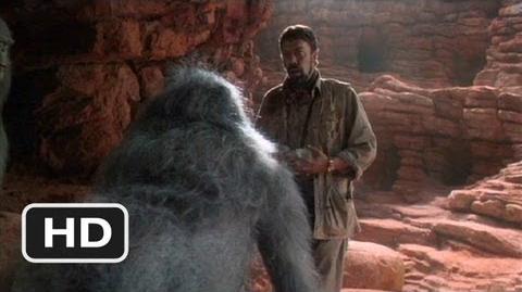 Congo (8 9) Movie CLIP - Killa Gorilla (1995) HD