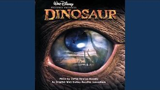"""The Courtship (From """"Dinosaur"""" Score)"""