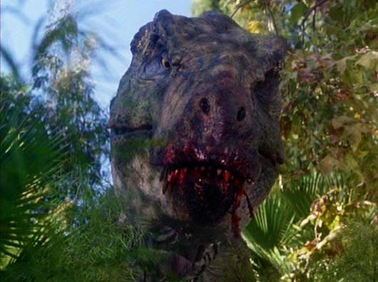 T Rex Jurassic Park T Rex S Revenge Jurassic Park