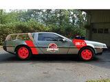 DeLorean Wrangler Staff Vehicle