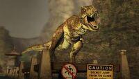 JP1 Tyrannosaurus