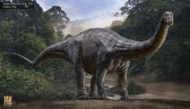 JW Bodin Sterba Apatosaurus