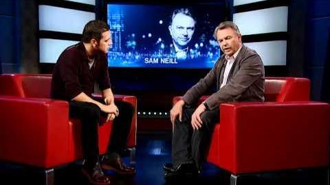 "Sam Neill On Princess Diana And The ""Demon Farter"""