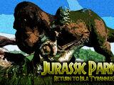 Jurassic Park V: Return to Isla Tyrannus!