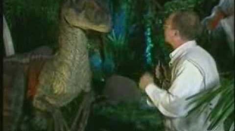 Jurassic III - Interviewing a Raptor