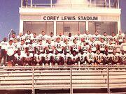 Olympic Heights Varsity Football Team (2002)