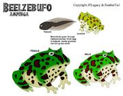 Beelzebufo