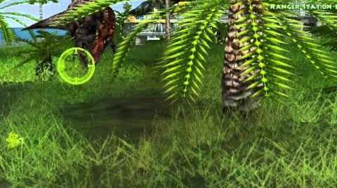 Spinosaurus Mission