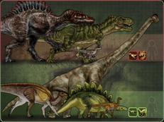 Scale Dinopedia