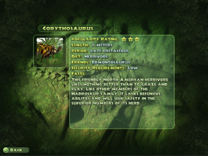 Corythosaurus Dinopedia