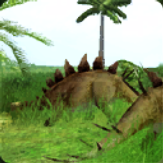 Kentrosaurus Icon
