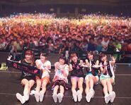 I☆Ris 1st Live Tour ~We are i☆Ris!!!~@Zepp Tokyo (2015)