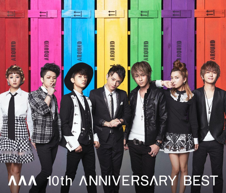 aaa 10th anniversary best jpop wiki fandom powered by wikia