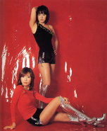 Pink lady in showa era p10