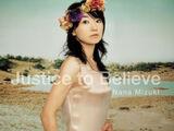 Justice to Believe / Aoi Iro