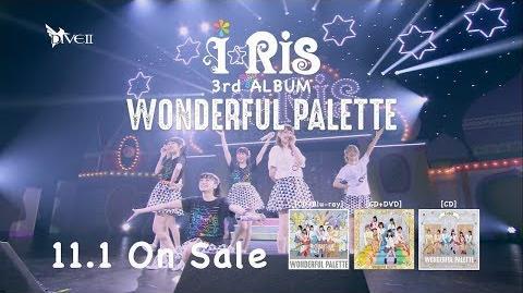 I☆Ris WONDERFUL PALETTE