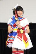 Wakai Yūki cosplay Leona West