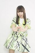 Yamakita Saki-We Are i☆Ris!!!