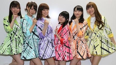 I☆Risからスペシャルメッセージ!初のアルバム「We are i☆Ris!!!」PR i☆Ris Japanese Idol