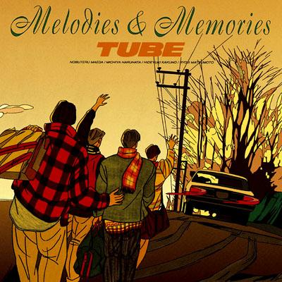 Image result for TUBE - Melodies & ????Memories