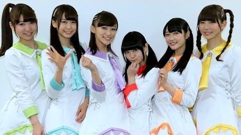 生「かしこま!」披露 アイドル声優ユニット「i☆Ris」がプリパラPR i☆Ris Japanese Idol