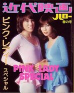 Pink lady in showa era p6