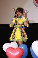 Wakai Yūki cosplay Leona West 2