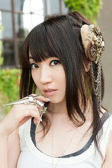 350px-Mizuki Nana - Kindan no Resistance promo