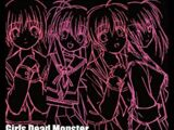 Girls Dead Monster OFFICIAL BAND SCORE 「Keep The Beats!」