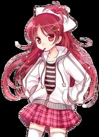 Chica-anime-wikij