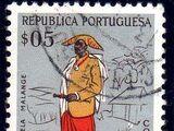 Angola 1957 Indigenous Peoples of Angola