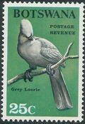 Botswana 1967 Birds j