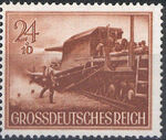 Germany-Third Reich 1944 Armed Forces and Heroes Day k