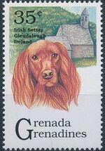 Grenada Grenadines 1993 Dogs a
