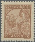 Macao 1934 Padrões g