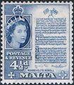 Malta 1956 Elizabeth II h.jpg
