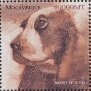 Mozambique 2002 The Wonderful World of Dogs g