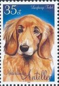 Netherlands Antilles 2004 Dogs c