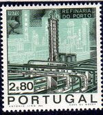 Portugal 1970 Opening of the Oil Refinery in Porto b