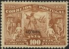 Azores 1894 500th Anniversary of Prince Henry i