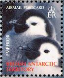 British Antarctic Territory 2006 Penguins of the Antarctic l