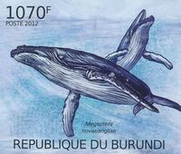 Burundi 2012 Protection of Nature - Save the Whales k