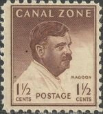 Canal Zone 1948 Famous People b