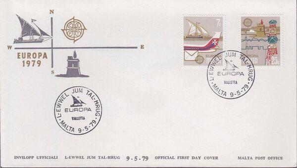 Malta 1979 Europa w