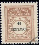 Mozambique Company 1916 Postage Due Stamps f