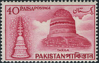 Pakistan 1963 Archaeological Sites c